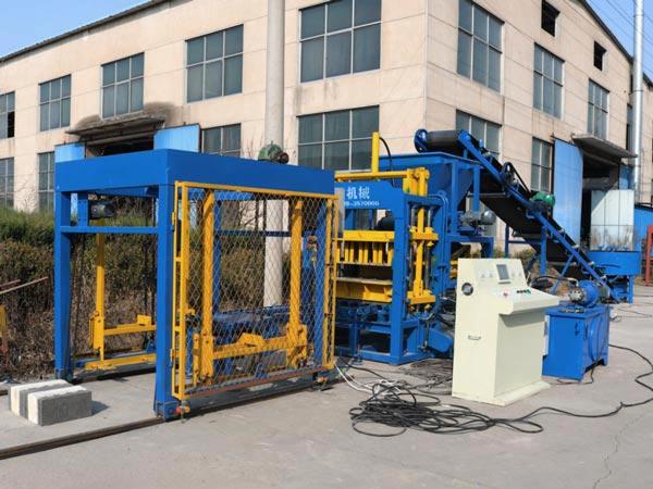ABM-4S interlocking bricks making machine uganda