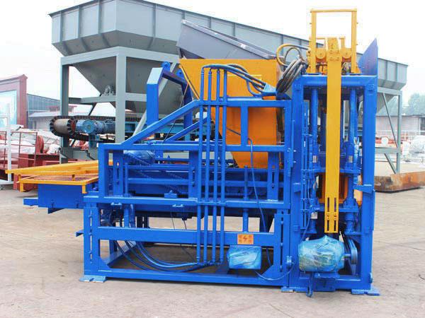 ABM-3S block machine Nigeria