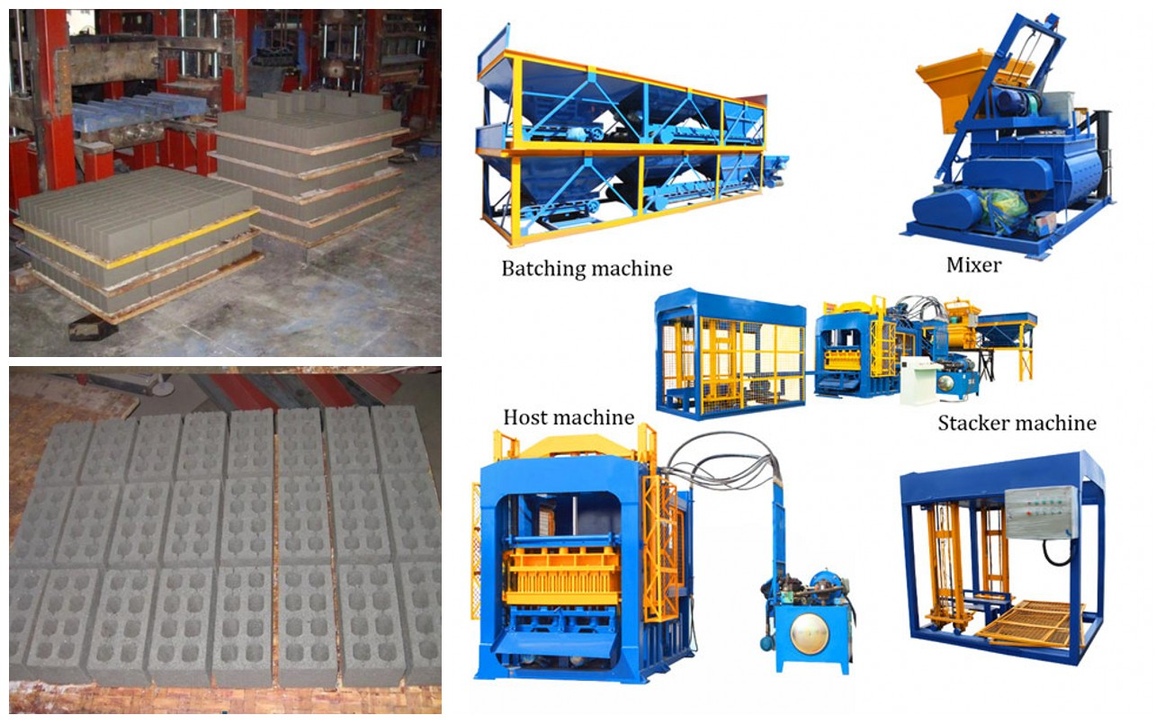 Brick Making Machine Nepal Reasonable Brick Machine Price