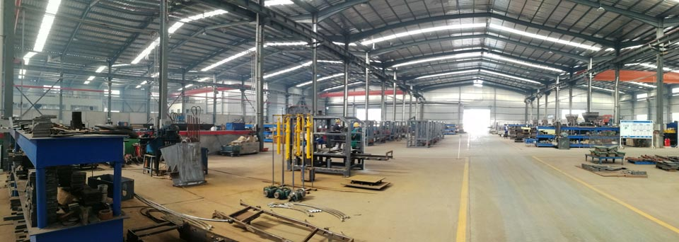 interlocking brick factory