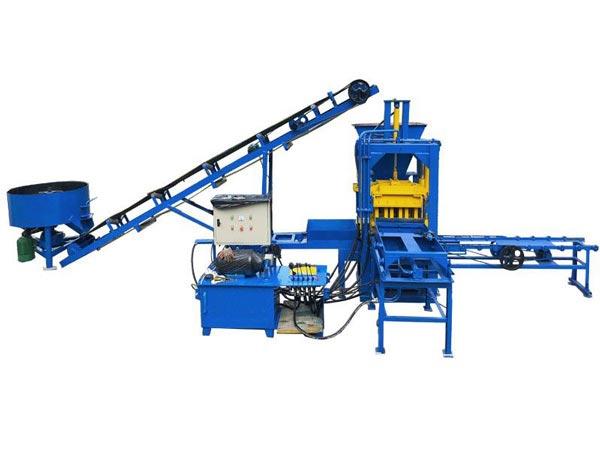 ABM-3S small brick machine botswana