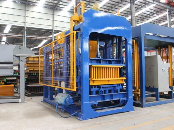 ABM-6S block machine Bangladesh