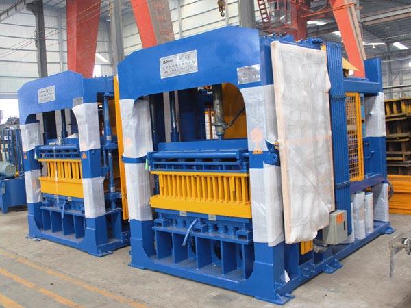 ABM-10S block machine UAE