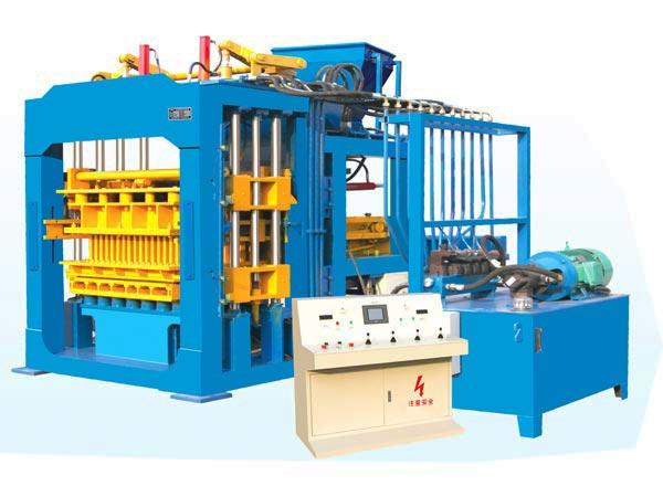 ABM-8S block making machine UAE
