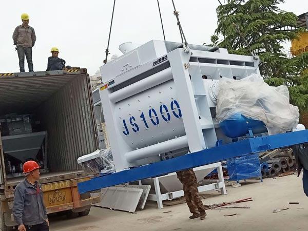 JS1000 to Bangladesh