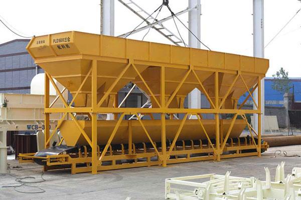 PLD1600 concrete batching machine