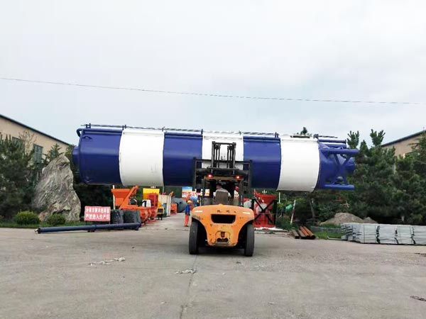 cement silo for ABM-4S