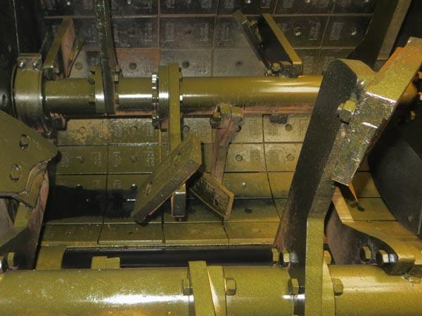 система смешивания бетона