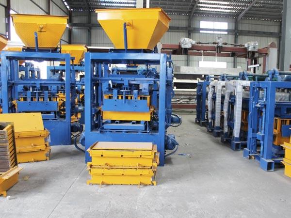 manufacturer of brick making machine