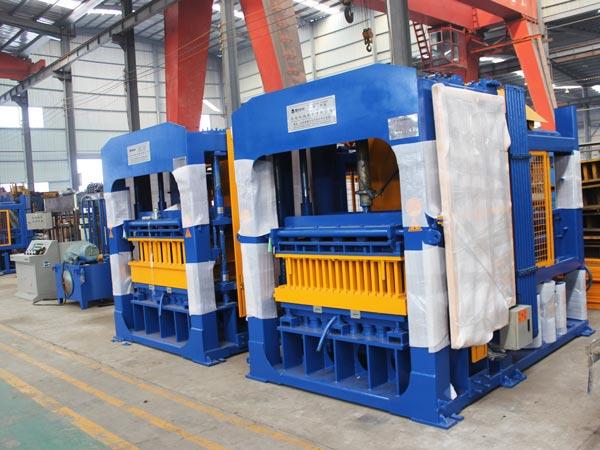 ABM-10S block moulding machine