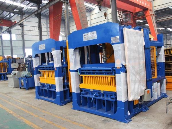 ABM-10S concrete block machine Jamaica