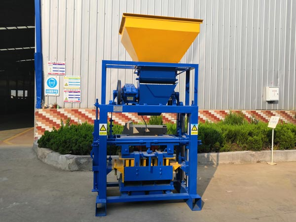 ABM-3S fly ash block machine