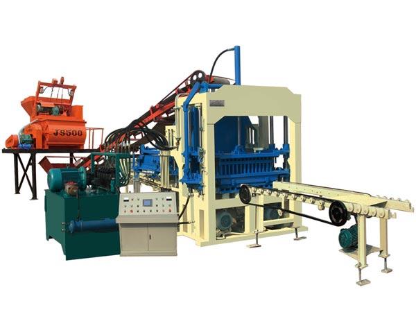 ABM-4S block making machine Jamaica
