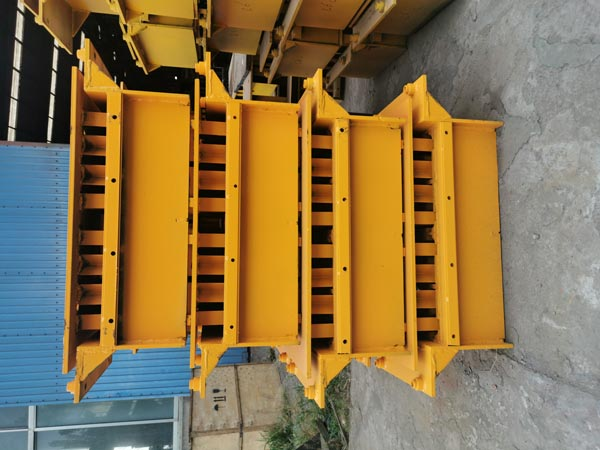 mould of ABM-3S fly ash bricks machine