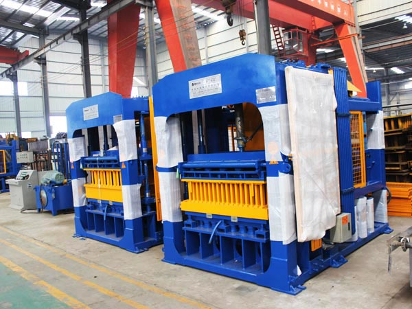 ABM-10S cement block making machine