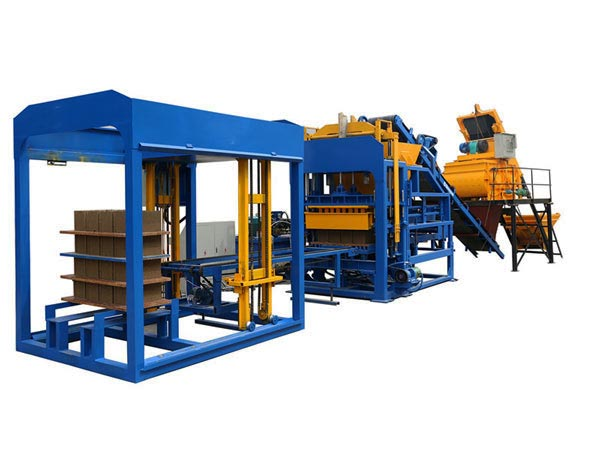 ABM-12S cement bricks machine