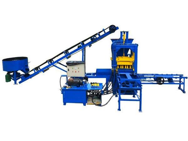 ABM-3S cement block machine