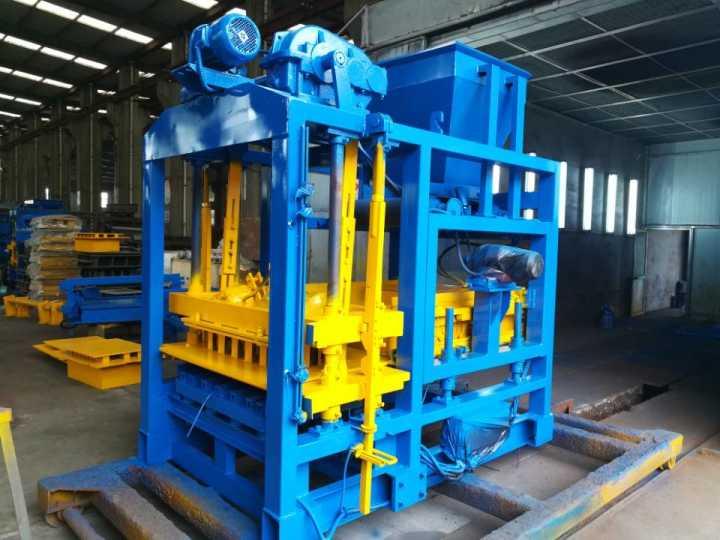 ABM-4S ash block making machine