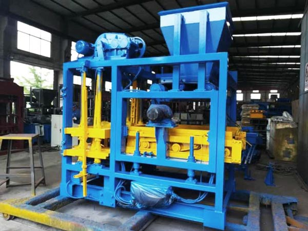 ABM-4S solid blocks machine