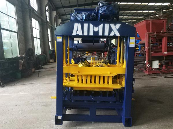 ABM-8S solid brick machine