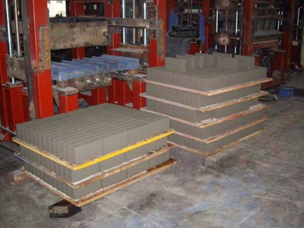 cement solid blocks