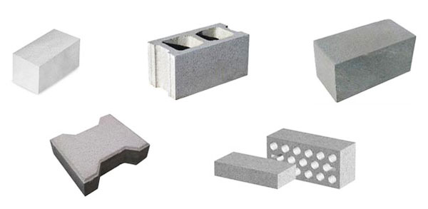 different ranges of blocks