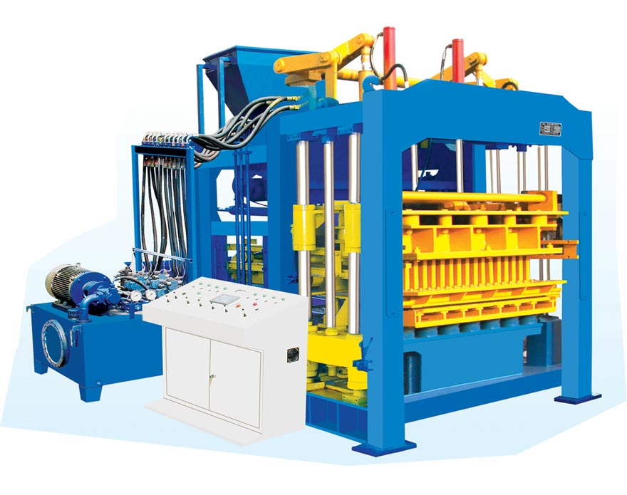 ABM-12S sand brick maker machine