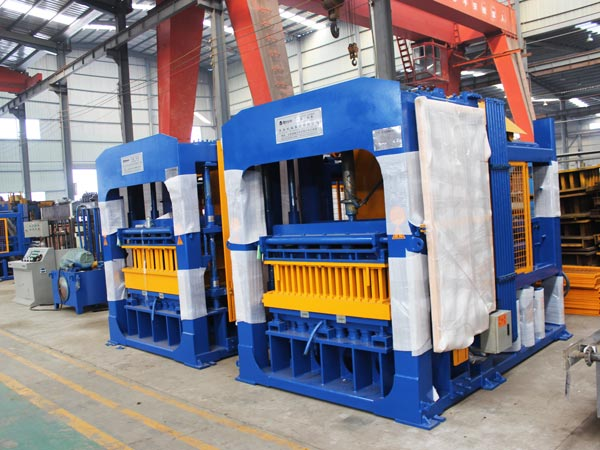 ABM-8S automatic sand block machine