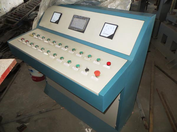 automatic control system of sand brick maker