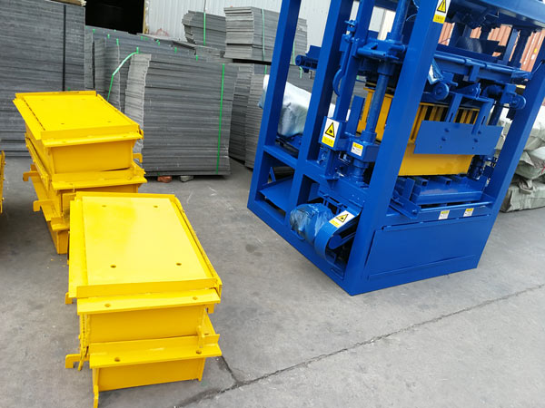 concrete hollow block machine Philippines