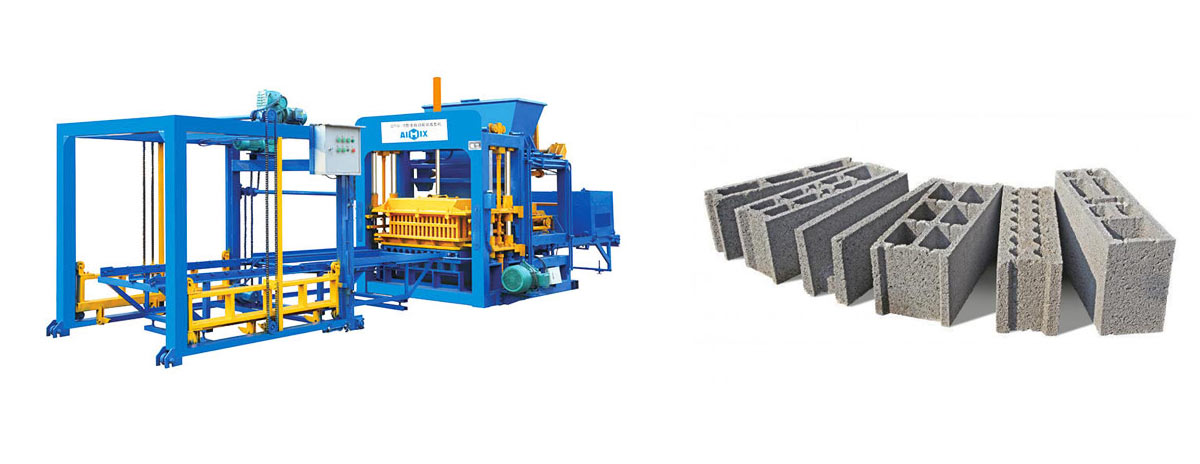 fly ash brick machine from AIMIX