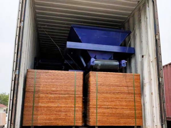 shipment of ABM-4S