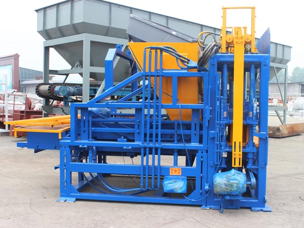 ABM-3S cement brick making machine
