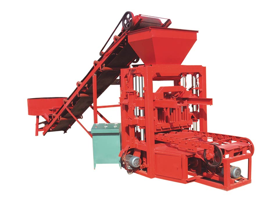 ABM-4SE brick making machine