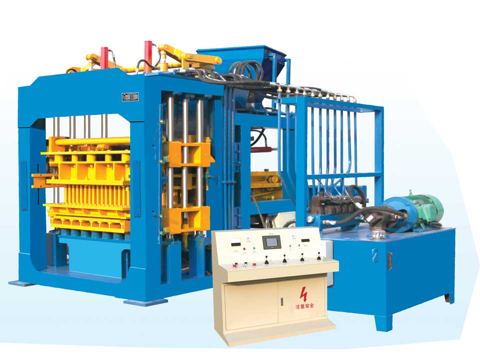 ABM-10S block molding machine