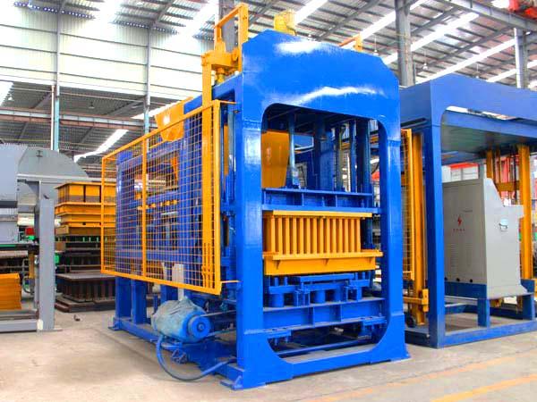 ABM-8S block making machine uk