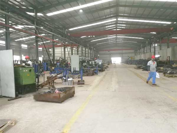AIMIX brick machine factory