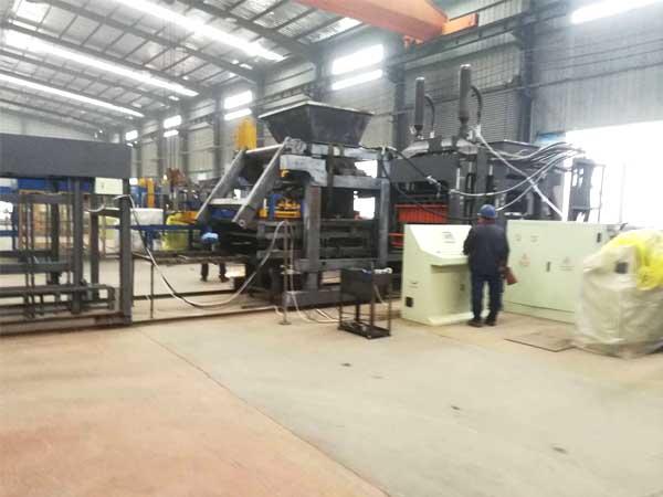brick machine workshop