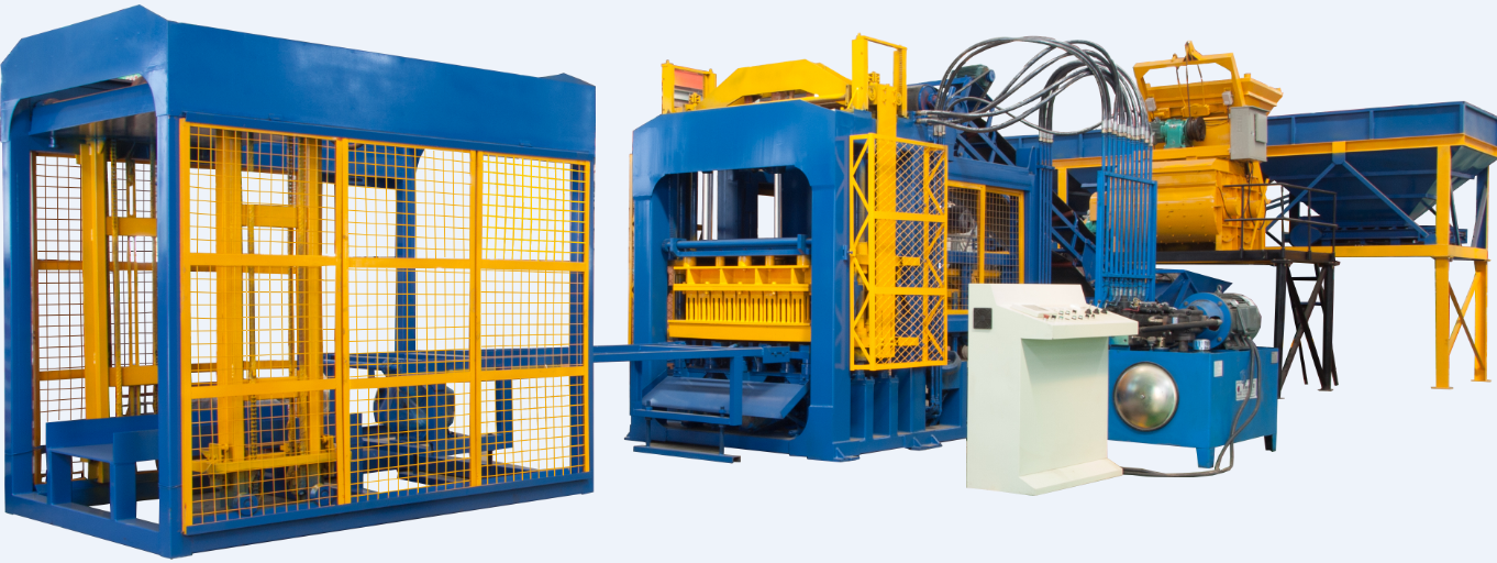 cement blocks machine