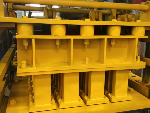mould of block machine