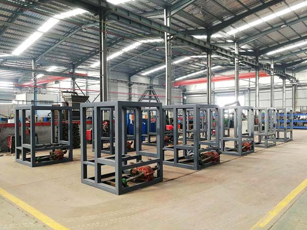 AIMIX block making machine factory