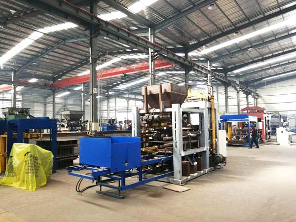 block machine workshop