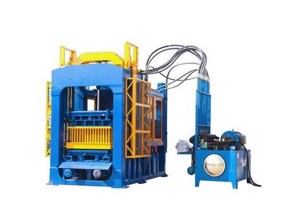ABM-3S concrete hollow block maker machine