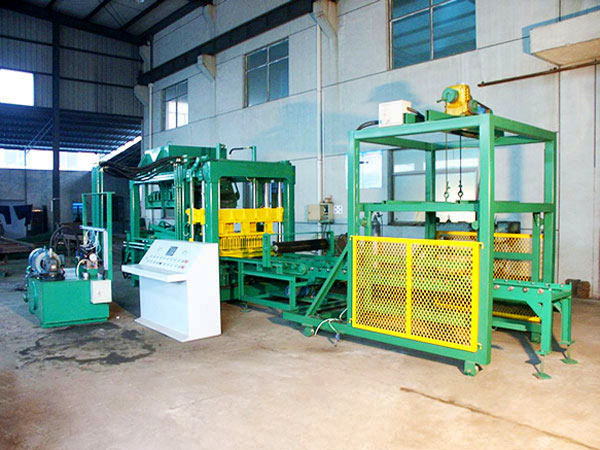ABM-6S hollow block machine