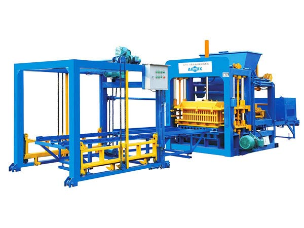 ABM-10S fly ash block machine