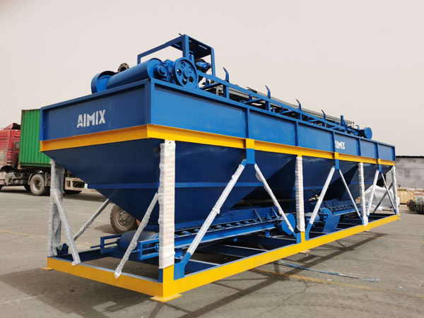 concrete batching machine for concrete block machine