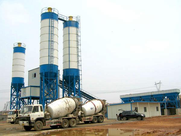 AJ-120 concrete plant philippines