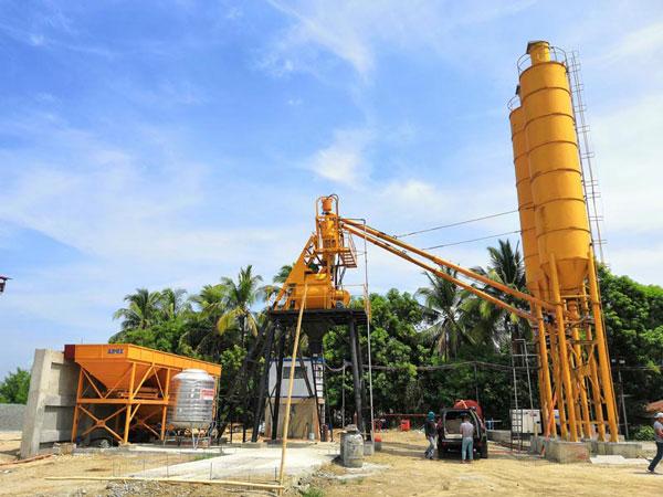 AJ-35 concrete batch plant philippines