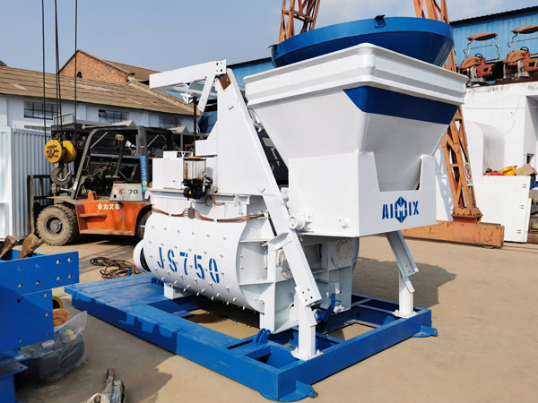 JS750 concrete mixer for AJ-35