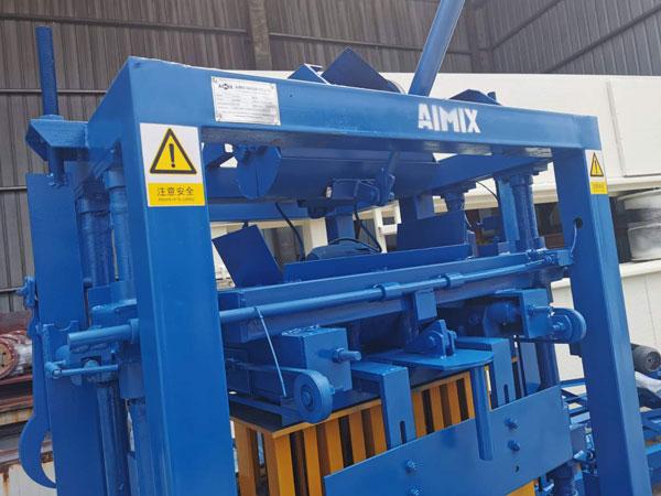 block machine to Philippines